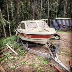 Как оживить старый катер?