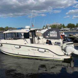 Parker 800 Pilothouse — самоизоляция на рыбалке